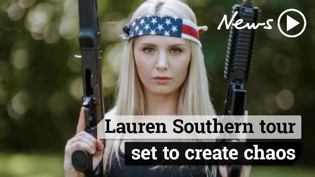 Lauren Southern speaking tour set to cause chaos