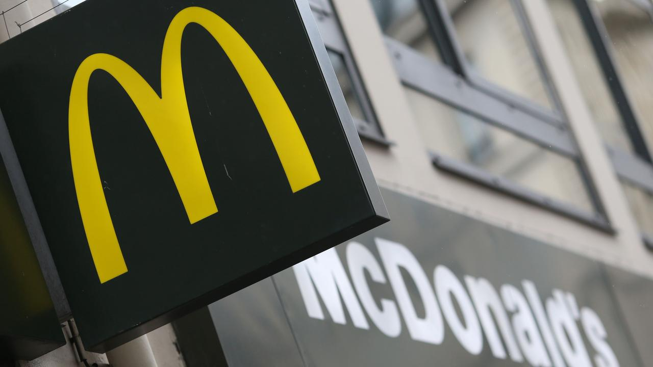 A new meat-free burger is coming to McDonald's in the US. Picture: Kenzo Tribouillard/AFP