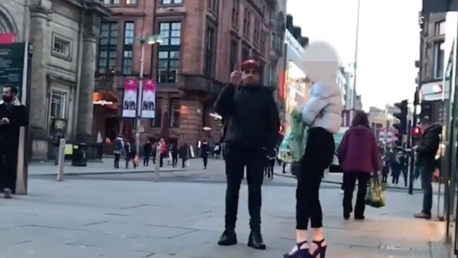 Jailed 'pick-up artist' Addy-A-Game operates in Glasgow's streets