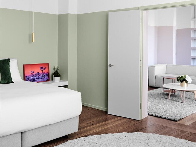 PRINCE HOTEL Art-deco hotel The Prince, in the beating heart of St Kilda, is welcoming guests back with open arms, and a 10 per cent discount on the Queen's birthday long weekend.