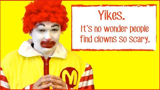 Video blasts McDonald's for McResources articles