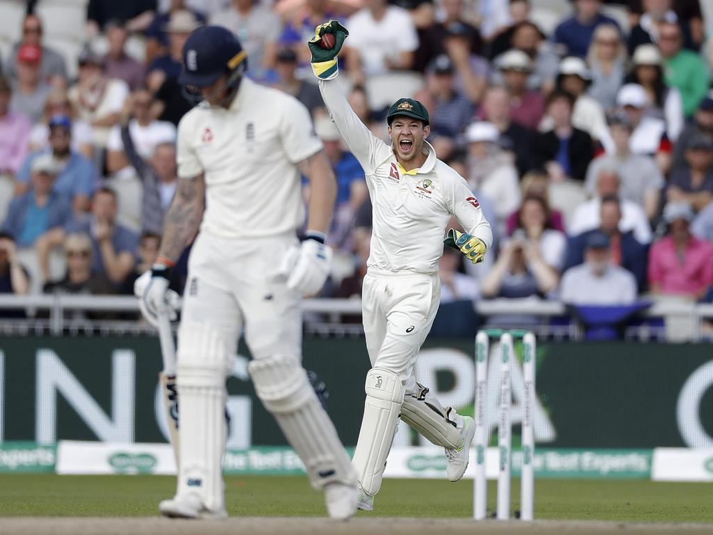 Stokes wasn't able to save England this time.