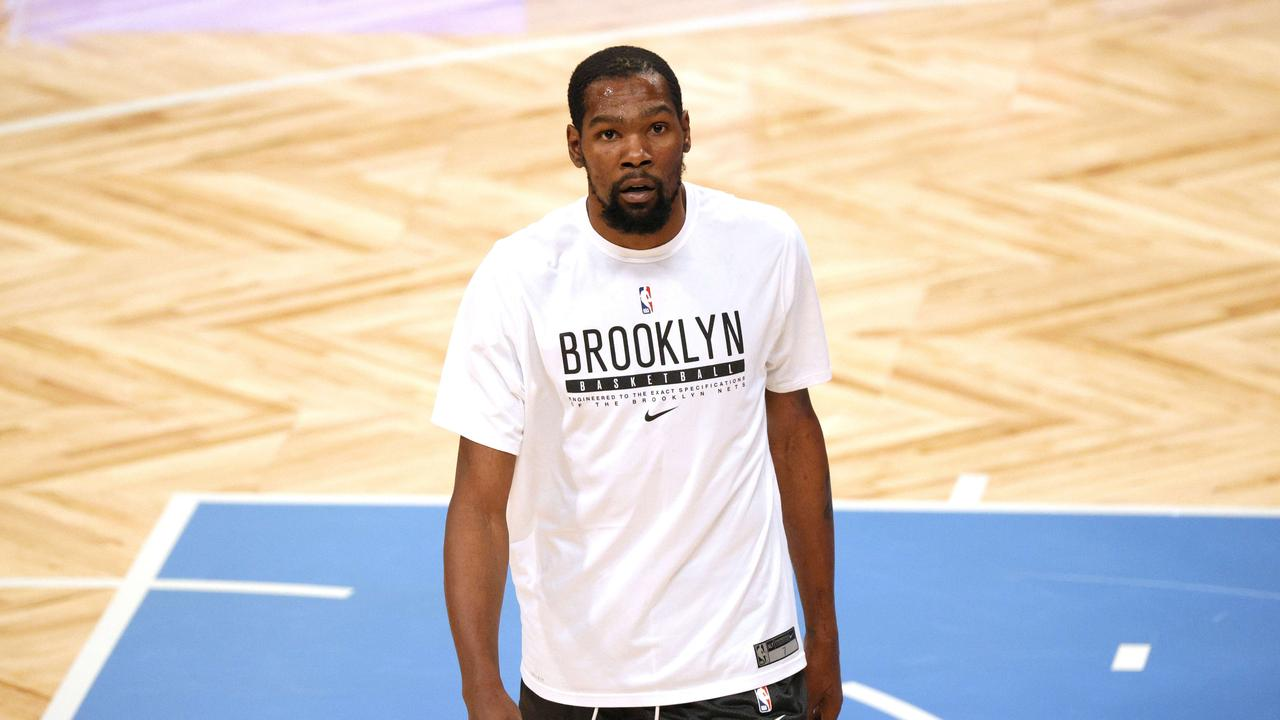 Kevin Durant apologised for profane private messages to Michael Rapaport.