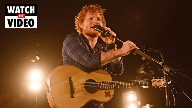 Ed Sheeran announces hiatus from music following copyright scandal