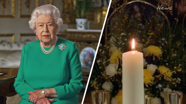 Queen delivers first ever Easter message