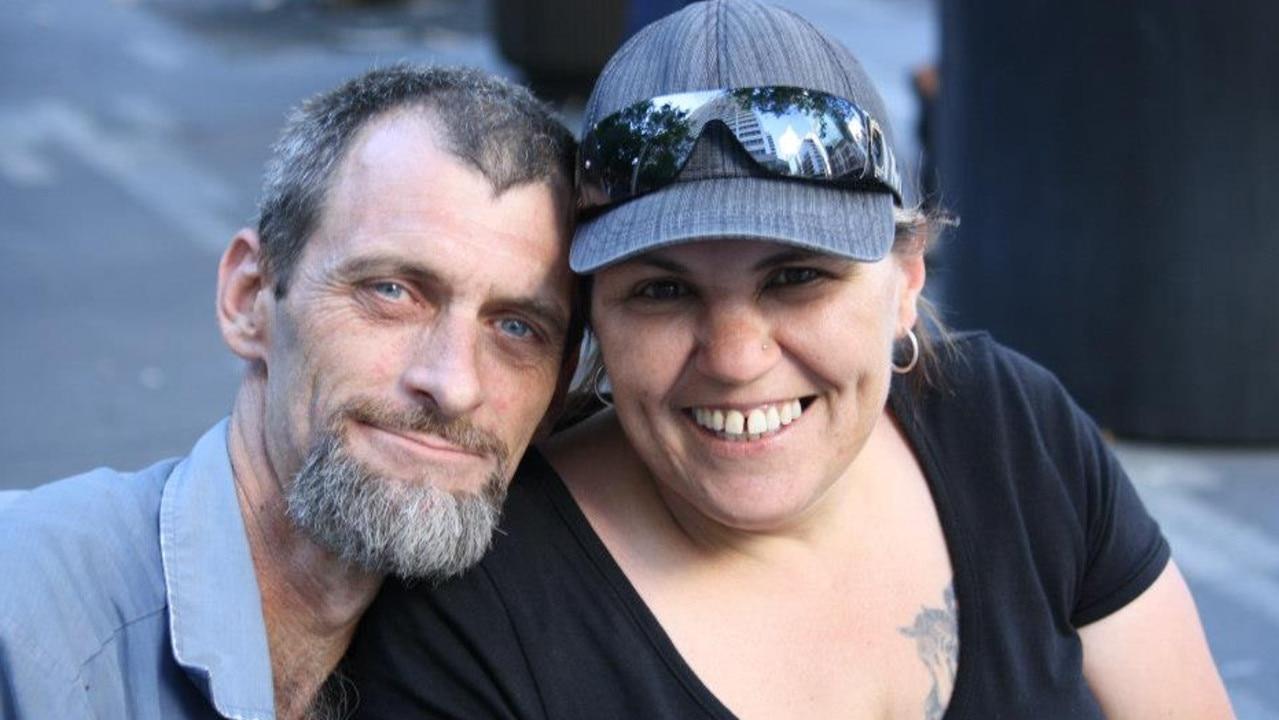 Darren Hughes and Erica Slovic.
