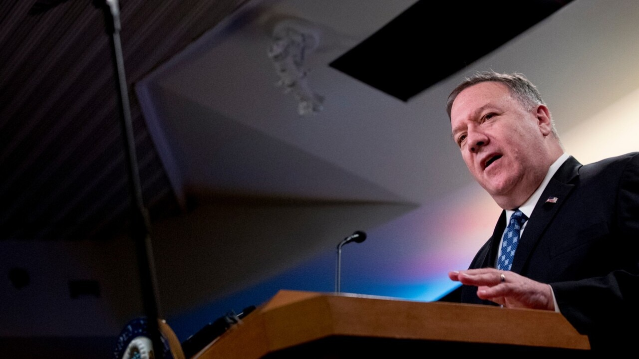 Pompeo was 'right' to criticise Victoria for its Belt and Roads Initiative