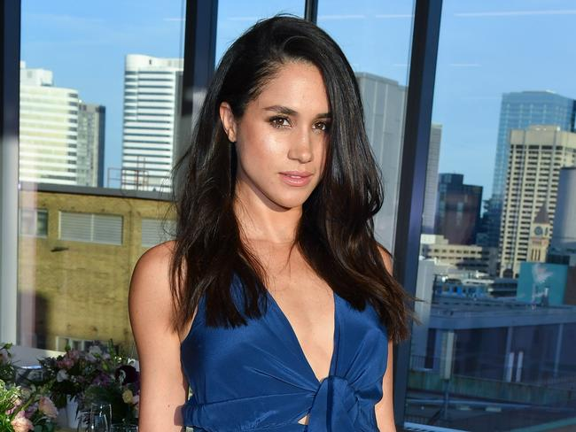 Markle starred in TV series Suits for six years. Photo: George Pimentel/WireImage