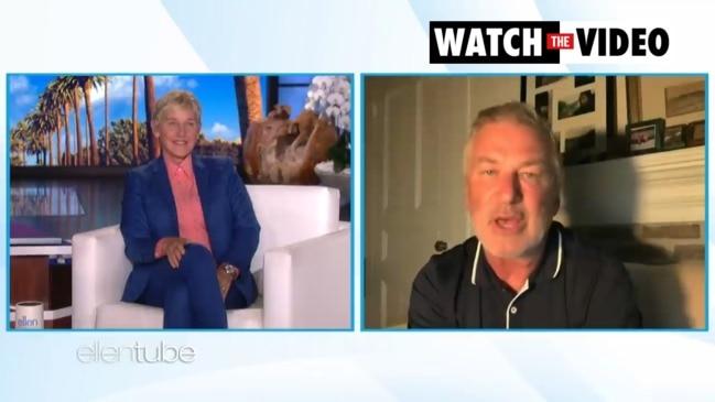 Alec Baldwin's advice to Ellen (The Ellen DeGeneres Show)