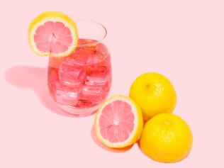 Want to make your workout more enjoyable? Drink pink. Image: Unsplash