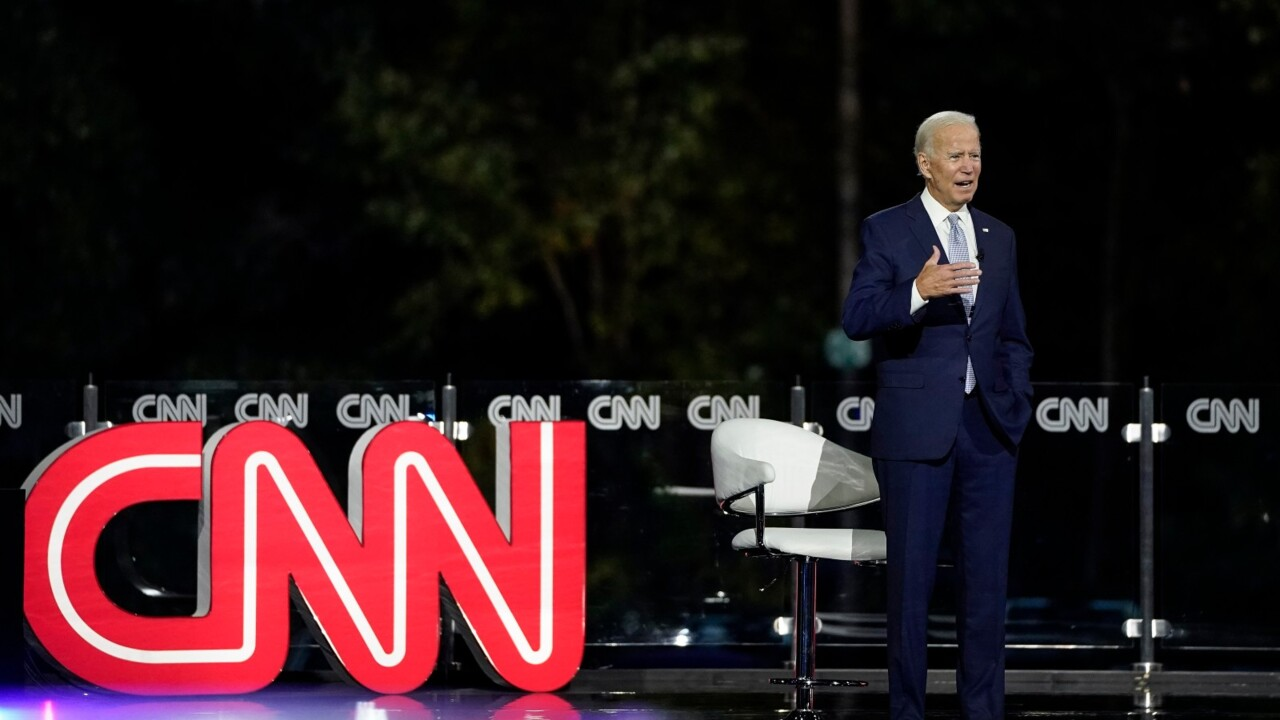 CNN is the 'Biden booster network'
