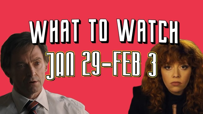 What to Watch: January 29 - February 3 - Streaming, TV & In Cinemas
