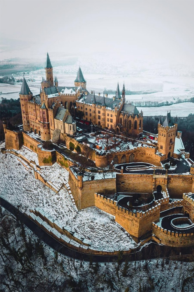 25 of Europe's most beautiful castles