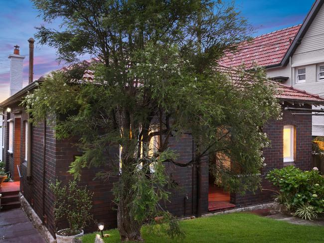 The home at 8 Cobbittee St, Mosman is on the market for the first time in more than 90 years.
