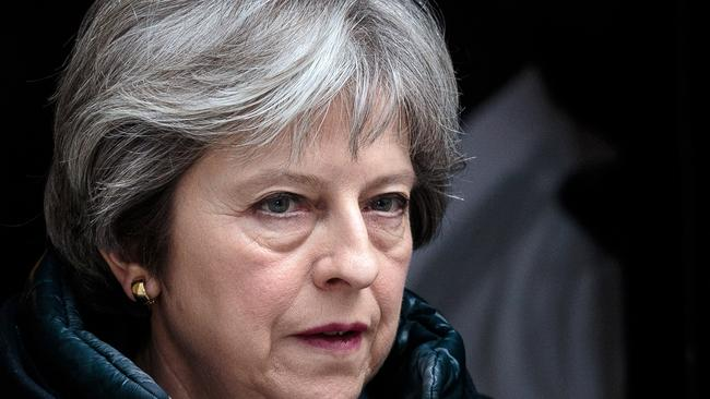 UK Prime Minister Theresa May said Sergei Skripal is not happy with Russia. Picture: Jack Taylor/Getty Images