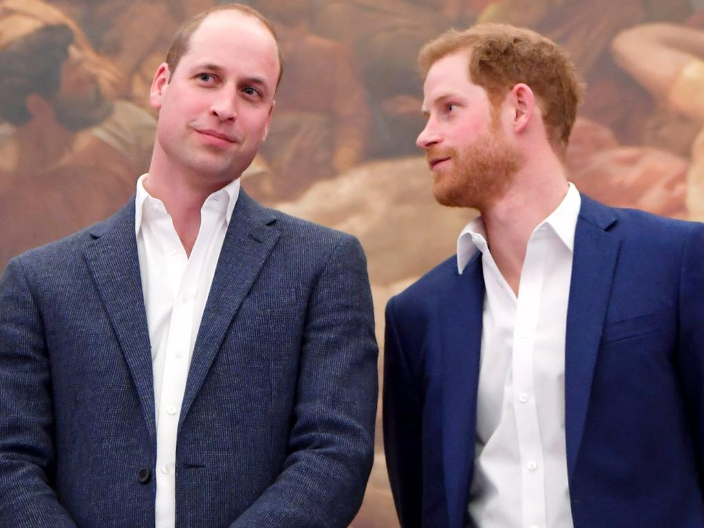 Prince Harry will join his brother as a married man next month. Picture: Getty