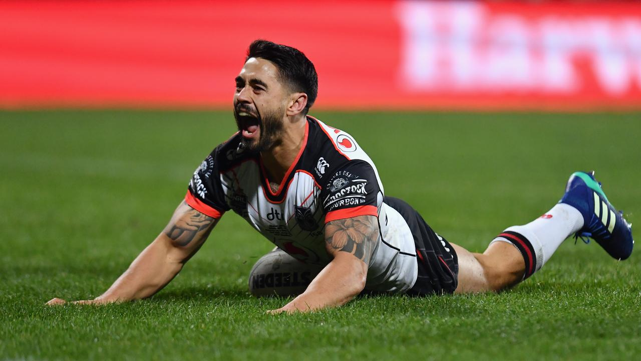 Shaun Johnson has demanded a release from the final year of his contract with the Sharks in the box seat to secure the Kiwi international.