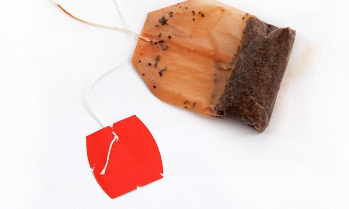 Mum's game-changing teabag hack