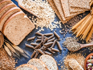 Healthy carbs are good for you! Image: iStock.