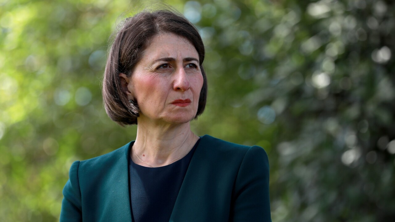 'They keep changing the rules': Berejiklian lashes out at Queensland over border closure