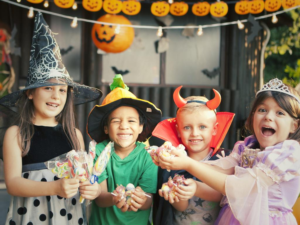 Halloween parties will look considerably different this year given the coronavirus restrictions. Picture: Supplied