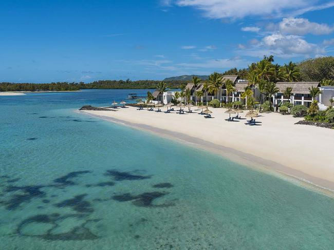 MAURITIUS 6-DAY PACKAGE, $2185 Enjoy a five-star stay at Shangri-La's Le Touessrok Resort & Spa in Mauritius for five nights reduced by 28 per cent and now priced from $2185 a person, twin share. Includes accommodation in a Coral Deluxe Ocean View Room, breakfast daily and return private transfers from Mauritius Airport to the resort. Offer valid for travel from April 21 to September 30, 2020, and must be booked by December 31, 2019. helloworld.com.au