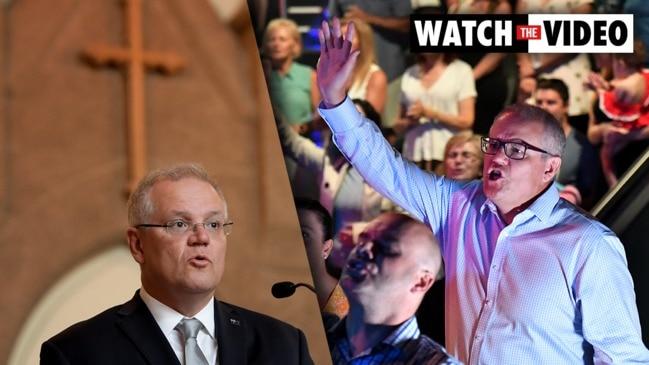 4 aspects of Pentecostalism that shed light on Scott Morrison's politics