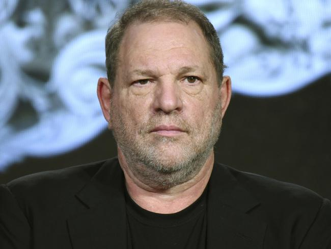 Harvey Weinstein reportedly sent an email begging for help to save his career shortly before his firing. Picture: AP