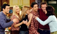 Matthew Perry posts first peek into Friends reunion
