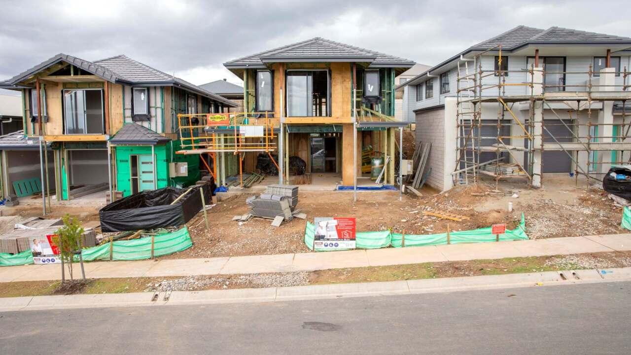 New data showing slowdown in property sales