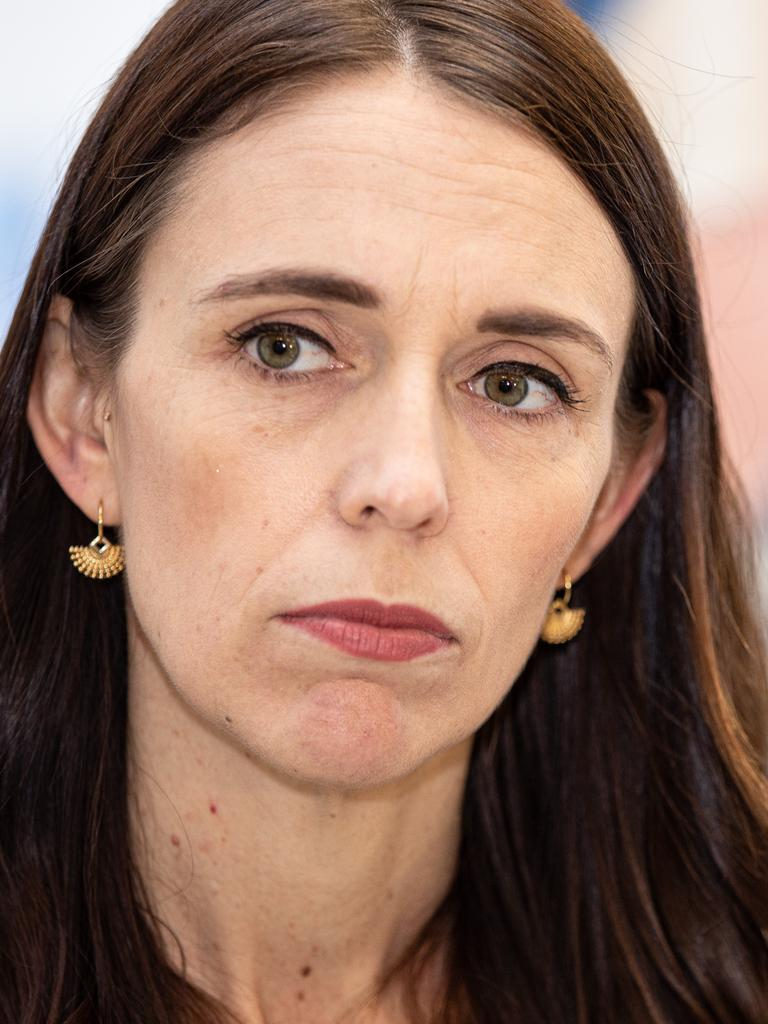 Prime Minister Jacinda Ardern said there was a failure in the case of letting the two women travel in New Zealand. Picture: Dom Thomas/Getty Images