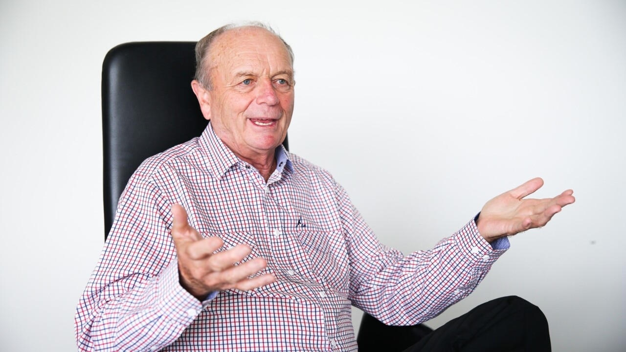 Billionaire Gerry Harvey reveals key features of his path to success