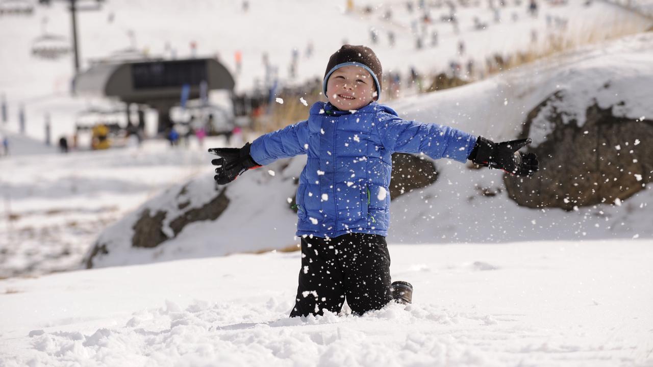 Snow opening weekend