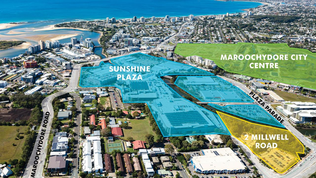 Sunshine Coast Council is offloading a key site close to the new Maroochydore CBD and Sunshine Plaza.