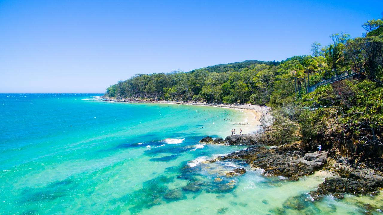 It's time to visit the Sunshine Coast.
