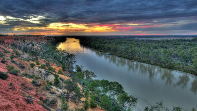 The Murray River is home to 2,508km of special spots. Picture: Getty Images