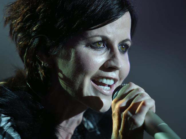 Irish singer Dolores O'Riordan tragically died at the age of 46.