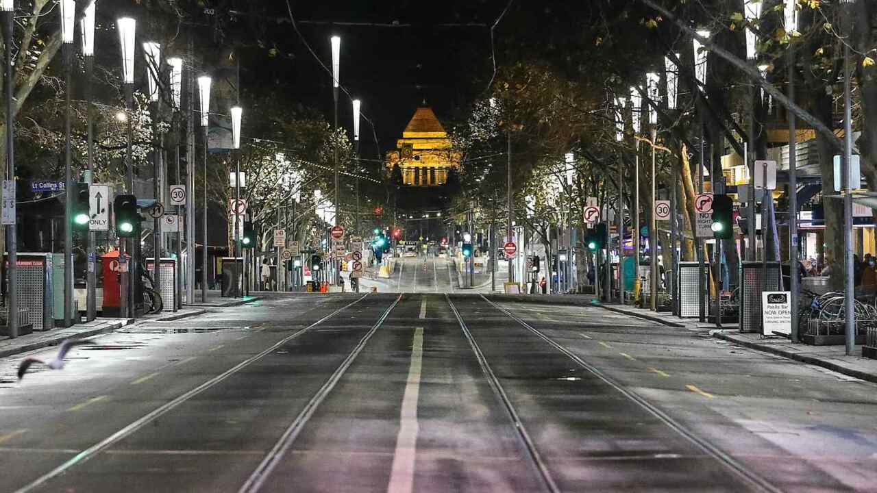 Curfew lifted as Melbourne eases restrictions