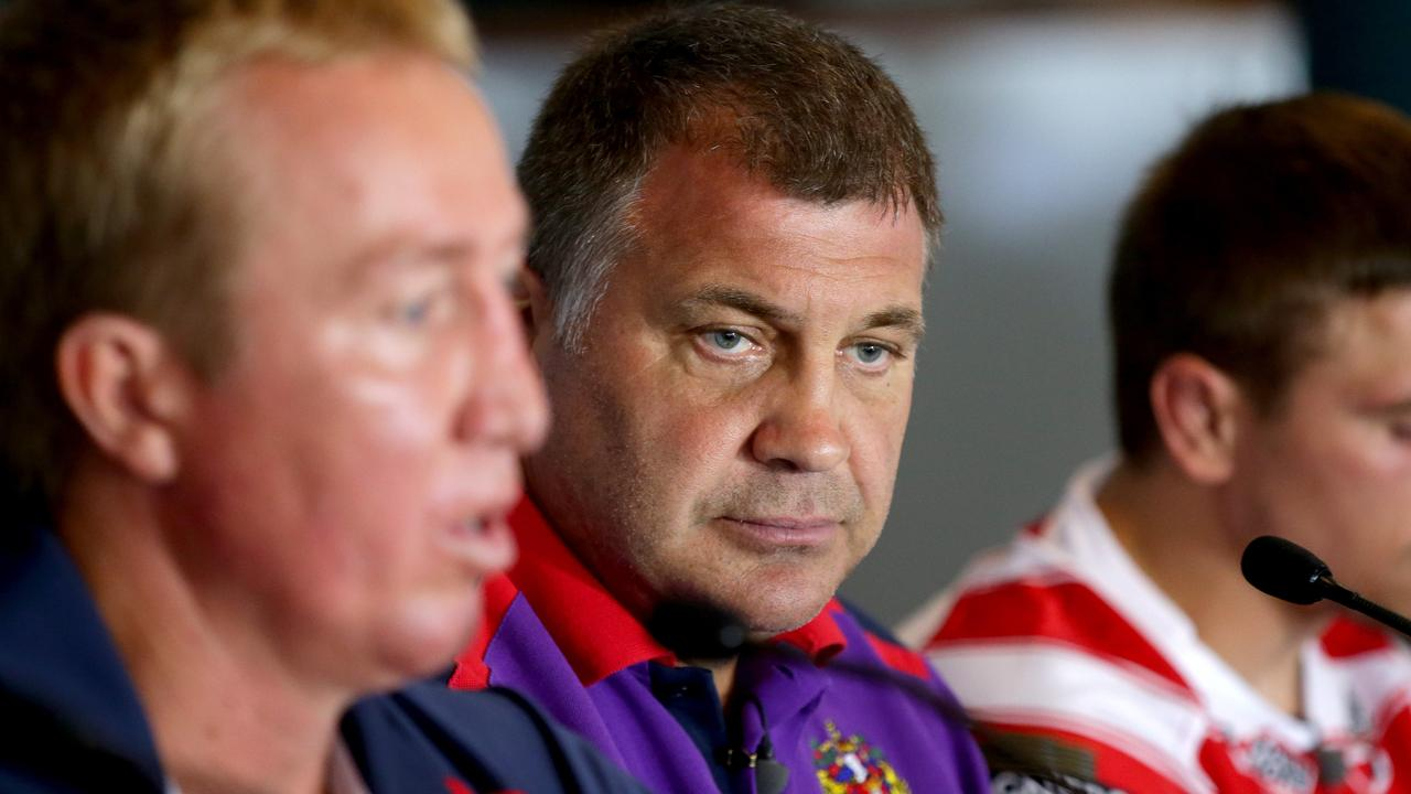 No-nonsense English coach Shaun Wane wants crack at Knights coaching job