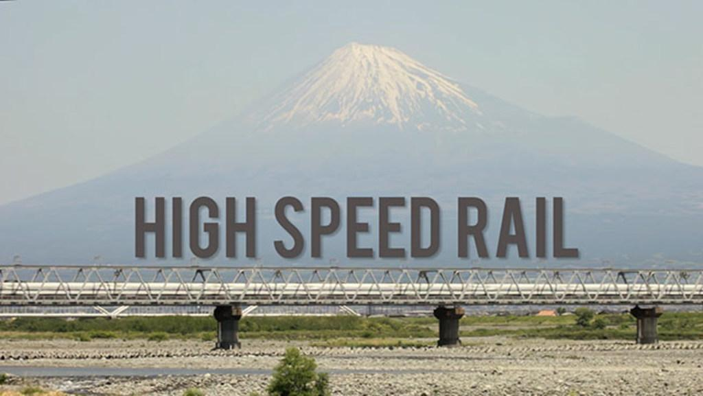 Could Australia get high speed rail?