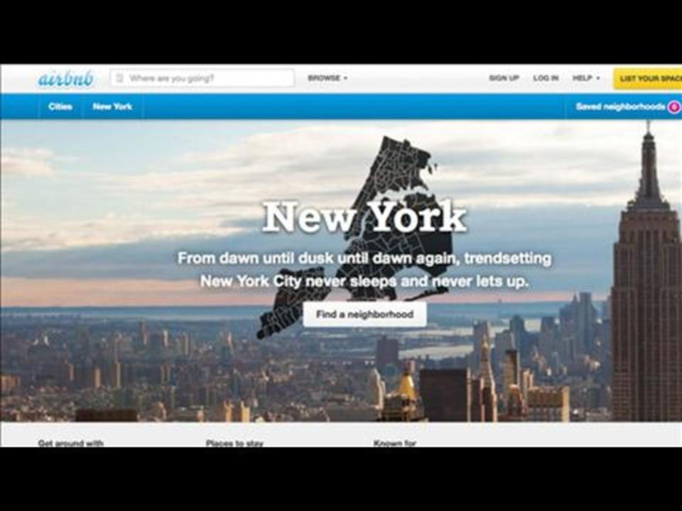 Does Airbnb Undermine the New York Hotel Industry?