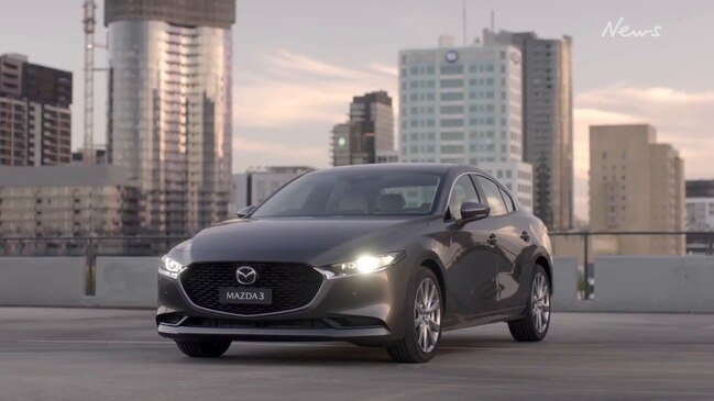 Mazda3 Sedan: The next generation is here