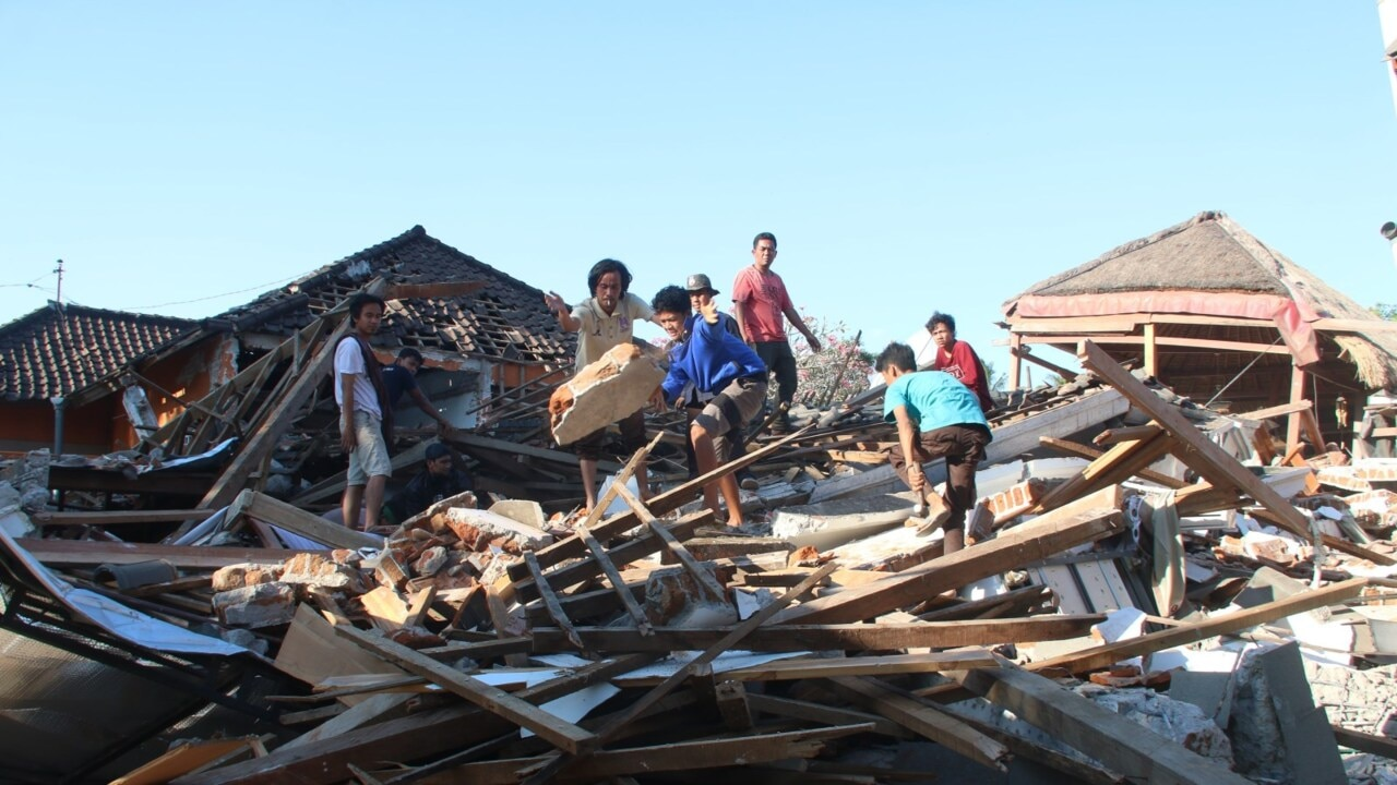 Death toll from Lombok quake climbs to 347