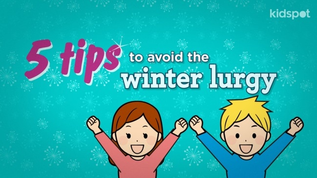 Want to avoid the winter lurgy?