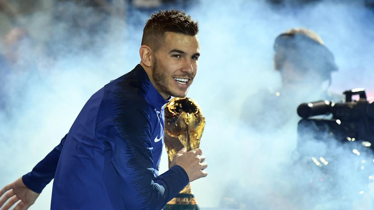 French defender Lucas Hernandez will join Bayern Munich next season.