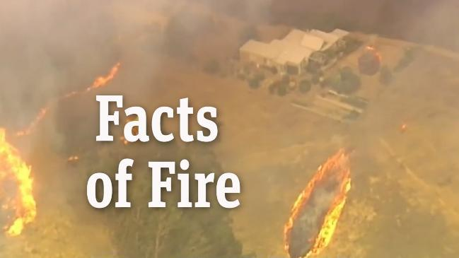 Facts of fire