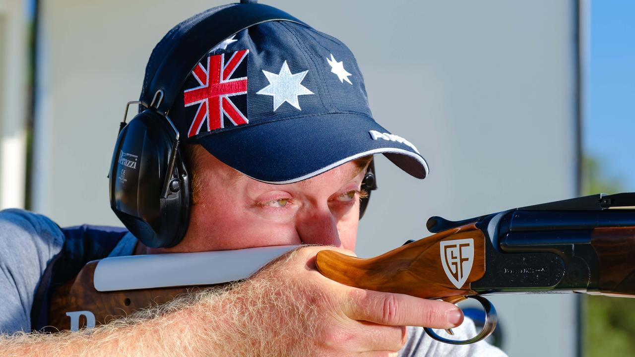 James Willett has his sights set on regional Australian life. Picture: Simon Dallinger