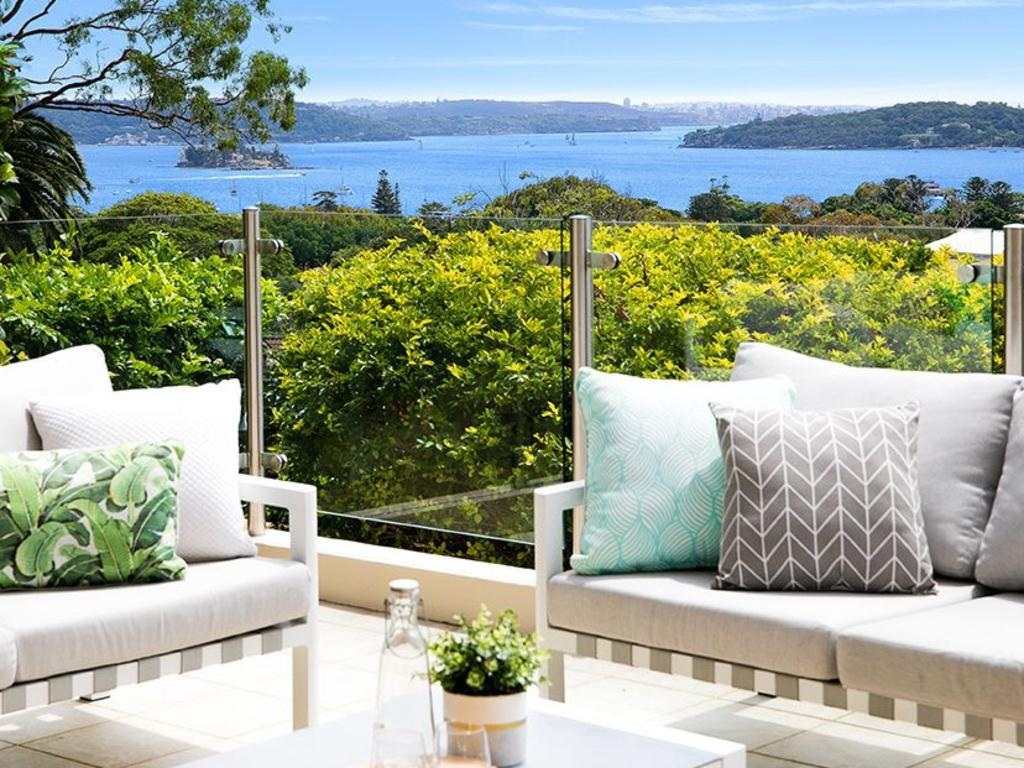 69A Drumalbyn Rd, Bellevue Hill, sold for $5m, the highest auction sale in the east yesterday