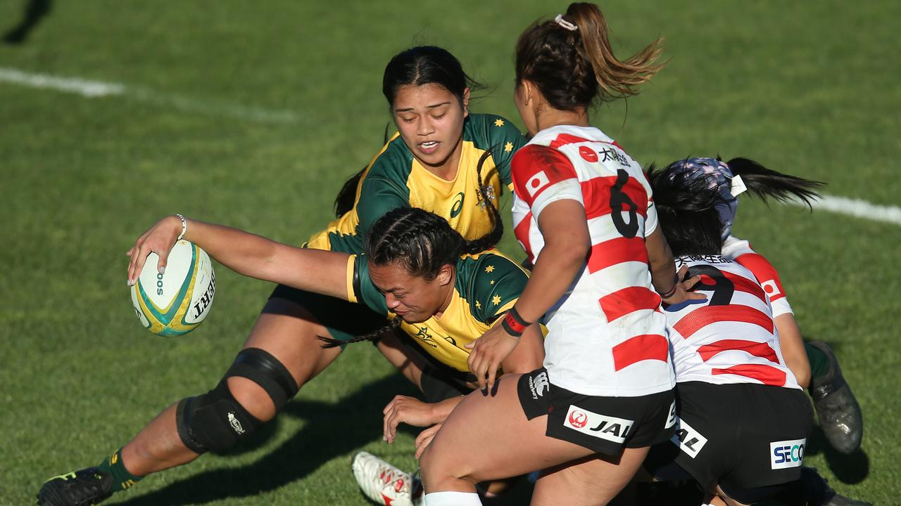 History made as Wallaroos outclass Japan