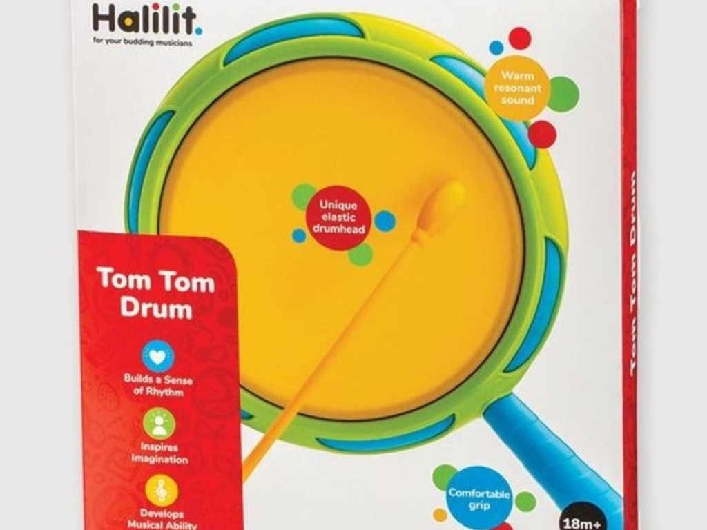Halilit Tom Tom Drum from The Iconic.